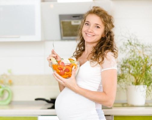 Как не набрать вес во время беременности, скинуть лишнее: диета, меню питания