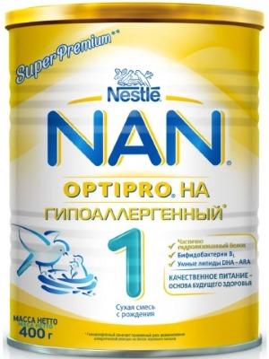 NAN Гипоаллергенный Optipro