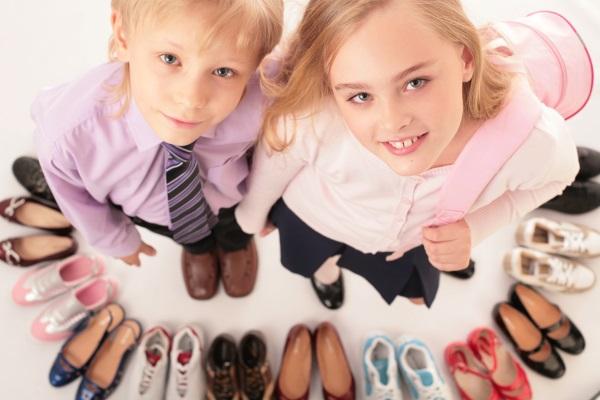 Размеры детской обуви - таблица размеров детской обуви по см: как определить размер обуви для детей