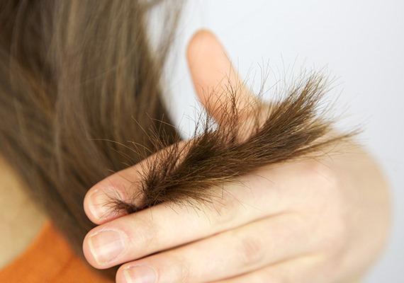 сечение и ломкость волос