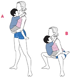 Когда можно заниматься спортом после родов кормящей маме: после разрывов, эпизиотомии, кесарева. Спорт для укрепления здоровья и похудения женщины