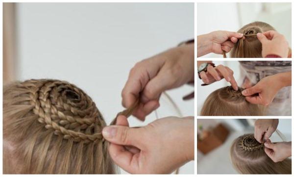 коса улитка