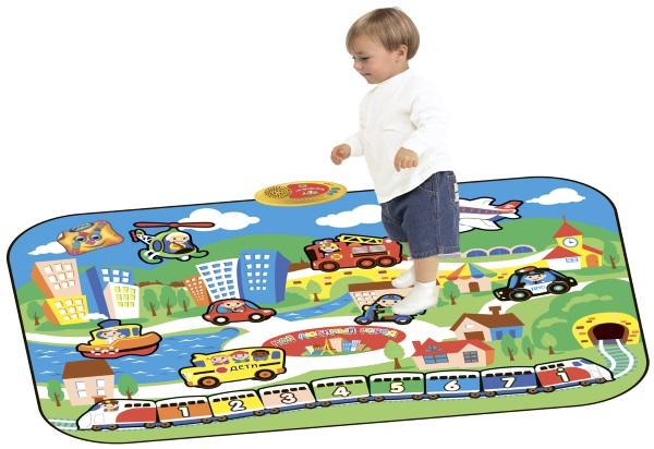 Развивающий коврик для детей от 0 до 3 лет: какой купить, как сделать своими руками мастер класс, фото