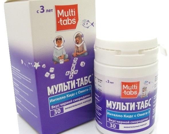 Витамины с Омега 3 для детей: Орифлейм, Мульти табс, Доппельгерц, Супрадин, Моллер, Пиковит, Велнес. Какие лучше, цены и отзывы
