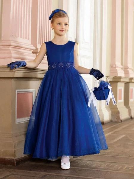 Платья для девочек нарядные, красивые, праздничные, пышные, на выпускной. Как связать платье самостоятельно спицами