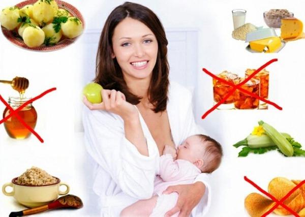 Питание при грудном вскармливании. Таблица по месяцам, меню на каждый день, правильный рацион после родов