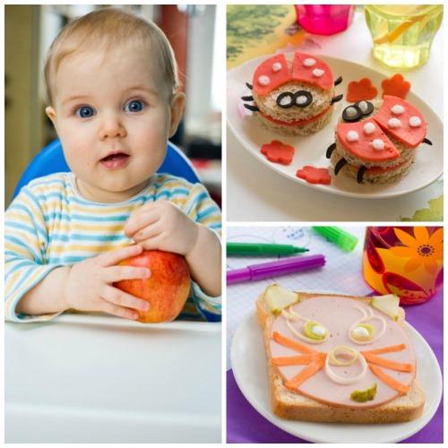Питание ребенка в 1 год. Рацион, режим, меню, таблица продуктов, особенности питания с атопическим дерматитом