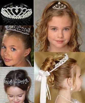 Прически на короткие волосы для девочек. Фото, как сделать на каждый день, на торжество