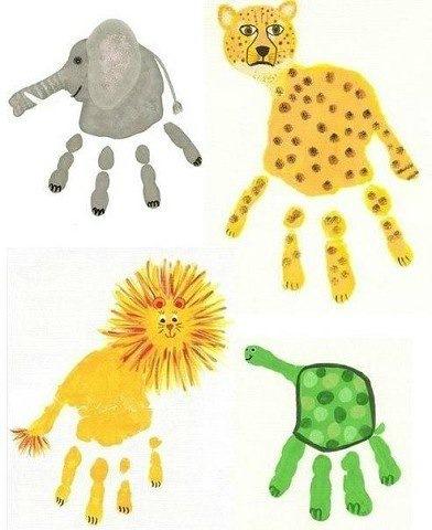 Нетрадиционная техника рисования в детском саду. Старшая, младшая, средняя группа. Фото с описанием