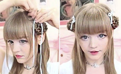 Прически на средние волосы для девочек в школу, на каждый день за 5 минут. Как сделать пошагово, инструкции