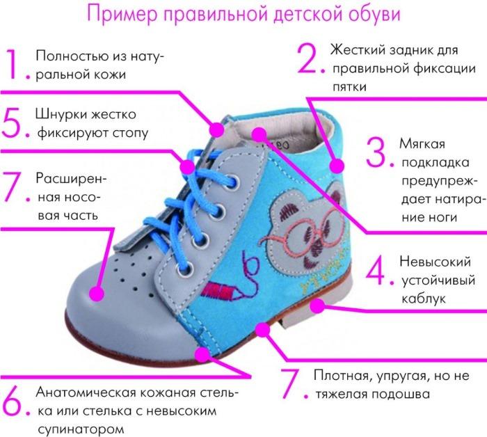 Размер ноги ребенка в сантиметрах. Таблица по возрасту: мальчики, девочки, новорожденные до года. Как измерить, правильно подбирать обувь