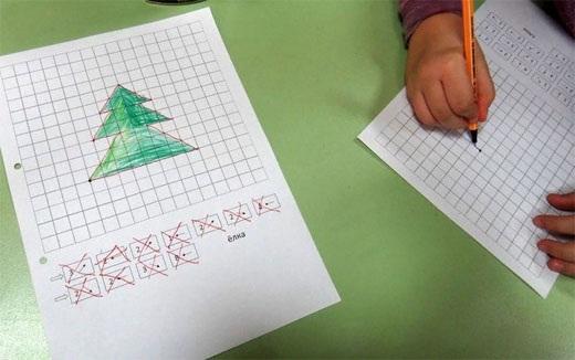 Графический диктант по клеточкам для дошкольников. Математический, сложный, простой, дидактический для детей
