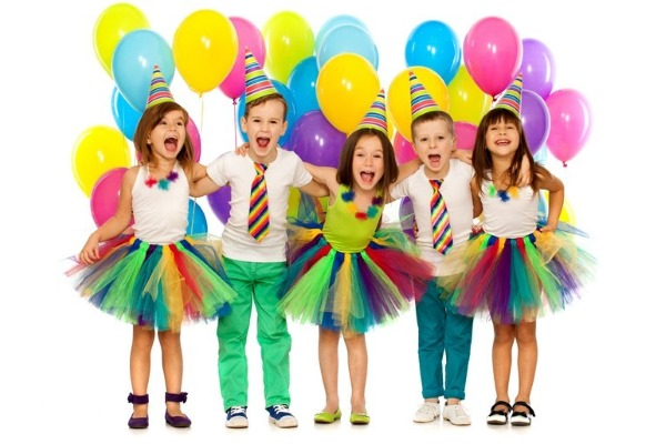 Фанты для детей с самыми смешными заданиями на День рождения, Новый год