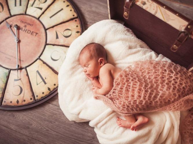 Распорядок дня новорожденного до 1 месяца по часам. Таблица, советы