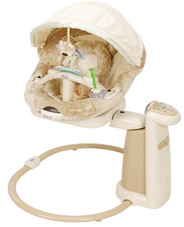 Качели для новорожденных электронные, детские шезлонги, люлька, автоматические. Рейтинг лучших, цена, отзывы