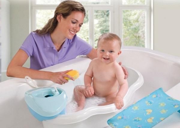 Ванночки для купания новорожденного - какую купить. Рейтинг и отзывы