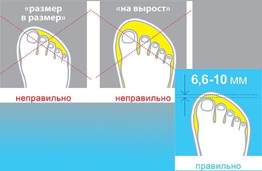 Размерный ряд детской обуви. Таблица в см по возрасту. Популярные марки детской обуви