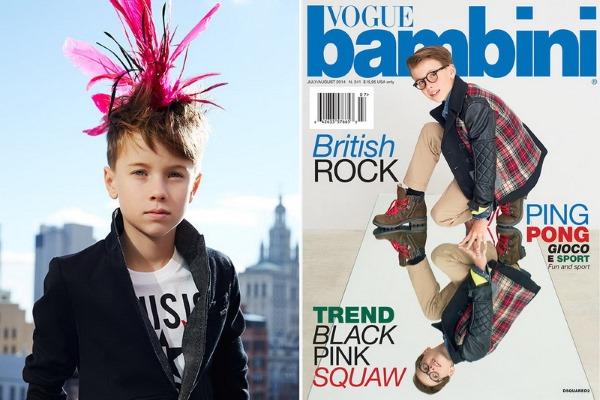 Самые красивые в мире мальчики-фотомодели 12-14 лет. Фото и кто они