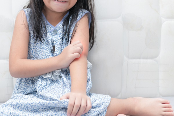 Аллергический дерматит у ребенка. Фото, симптомы, лечение. Препараты, народные рецепты, диета