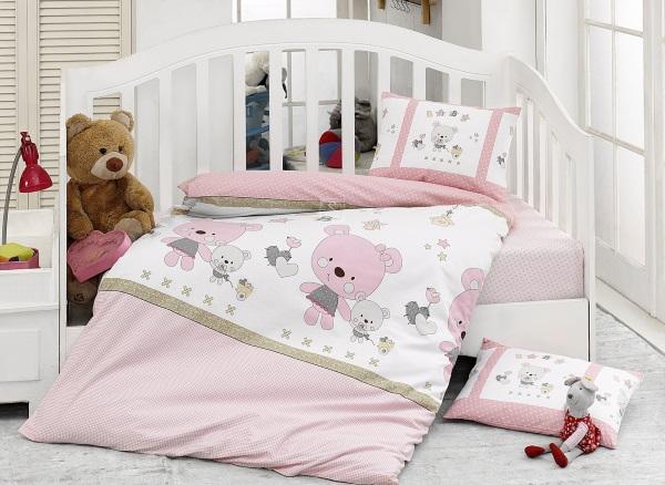 Кроватка для ребенка до 3-х лет. Размеры, постельное бельё, матрас, балдахина. Как выбрать лучшие