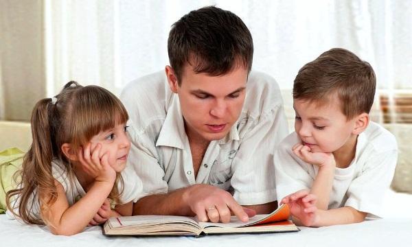 Роль отца в воспитании детей в семье. Презентация, консультация психолога, советы