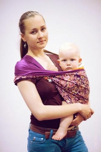 Слинги для новорожденных от 0 до 6 месяцев. Как носят, какие купить