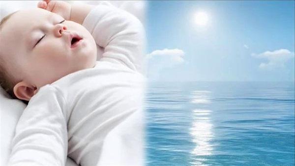 Белый, розовый шум для новорожденных. Польза для сна, где скачать, слушать