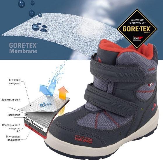 Мембранная обувь для детей на зиму, осень, демисезонная. Что это, какая лучше, как носить