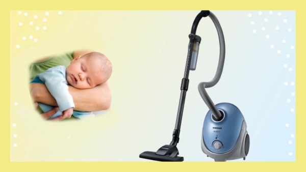 Шум пылесоса для новорожденных, воды, фена, белый и другие звуки, успокаивающие детей. Как действует