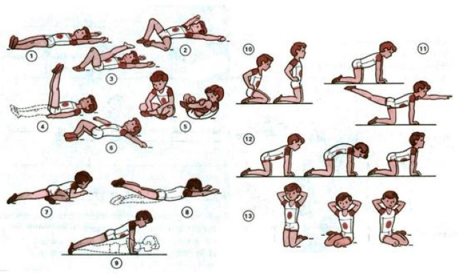 Упражнения для роста тела в высоту для подростков, детей. Как выполнять