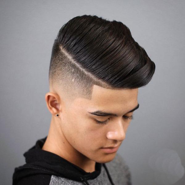Модельные мужские стрижки на короткие и длинные волосы. Фото спортивные, классические для подростков