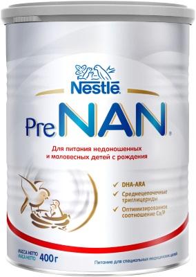 Нан (NAN) смесь для новорожденных. Состав, цена, отзывы. Оптипро, кисломолочная, безлактозная