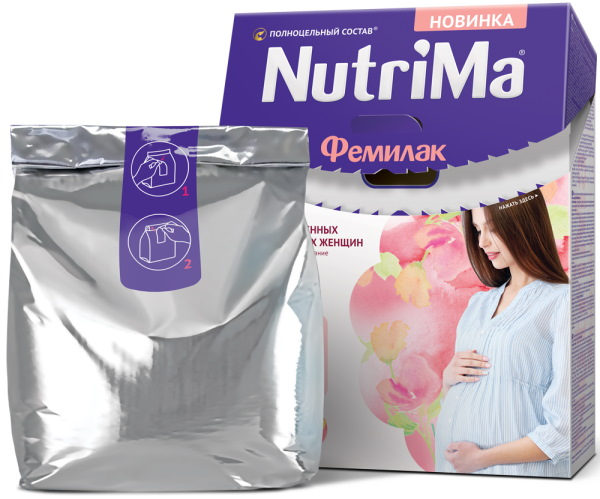Фемилак для беременных. Цена, инструкция по применению, состав, отзывы