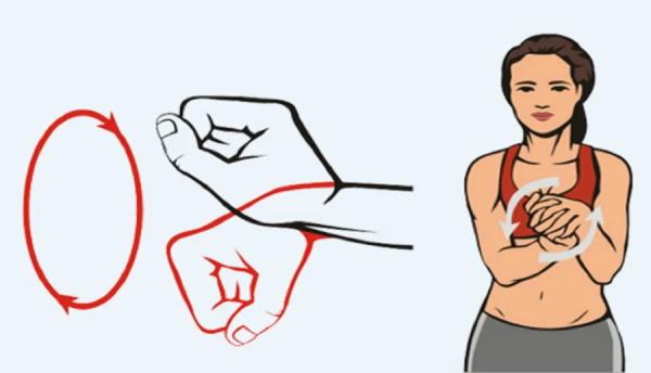 Упражнения на гибкость для школьников 2-6 класса. Названия с описанием