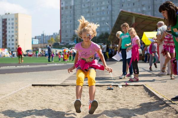 Виды легкой атлетики для детей, мальчиков, девочек. Список