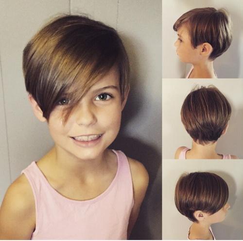 Стрижки для девочек 3-4-5-6-7-8 лет. Фото на средние, длинные, короткие волосы