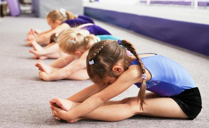 Гимнастика дома для девочек 6-8-12-13-14 лет